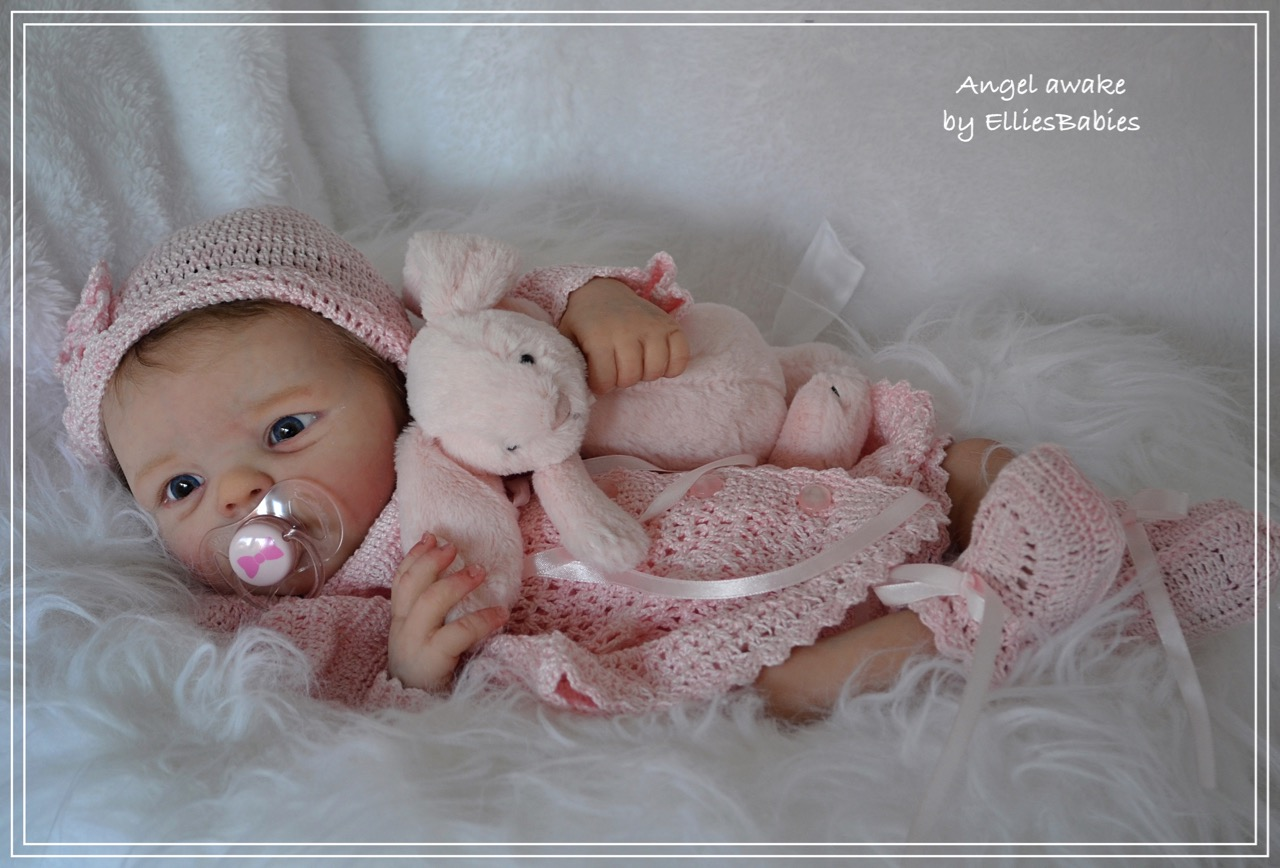Angel Awake Sold Out Ellies Silicone Babies